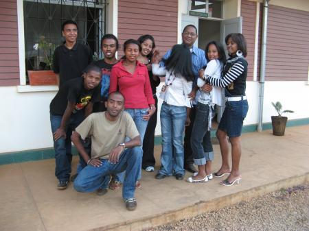 Les pionniers du média citoyen à Antsirabe
