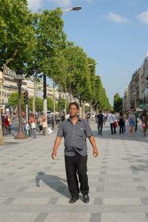 O Champs-Elysées !