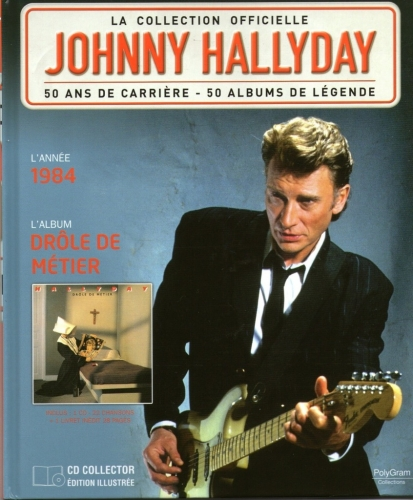 Johnny Hallyday, Madagascar, rock, Randy Donny