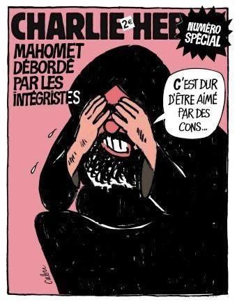 Je suis Charlie, #JeSuisCharlie, Charlie Hebdo, Madagascar, Randy Donny