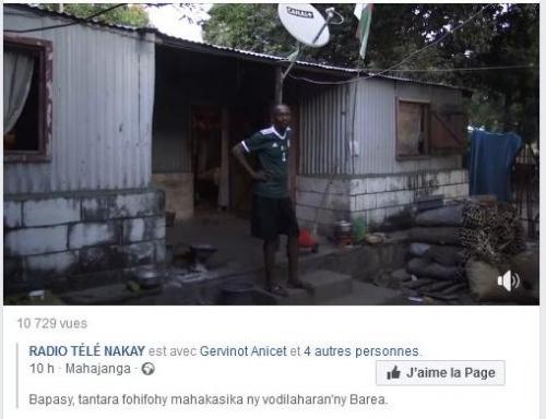 Madagascar, Barea, Faneva Ima, Nicolas Dupuis, Lova Ramisamanana, CAN 2019, Randy Donny