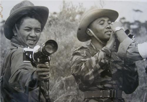 Madagascar, Randy Donny, Tsilavina Ralaindimby, TVM